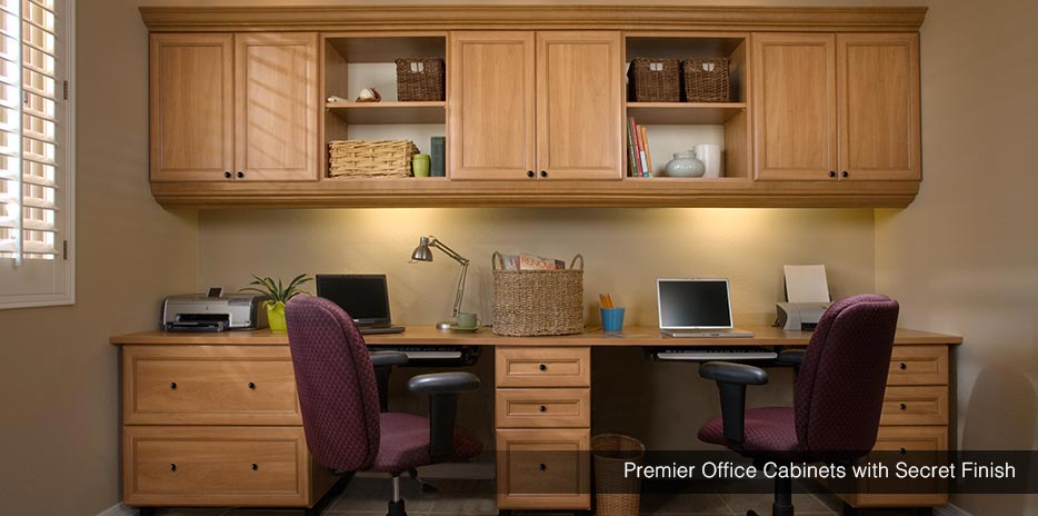 Premier Home Office Cabinets | Duluth, Minnesota ...