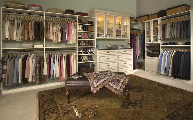 The Good News Is That We Work On All Types Of Closets, From Walk In Closets,  To Kidsu0027 Closets, To The Smallest Reach In Closets. We Can Install A  Variety Of ...