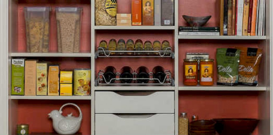 Custom Kitchen Pantry | Virginia, Minnesota