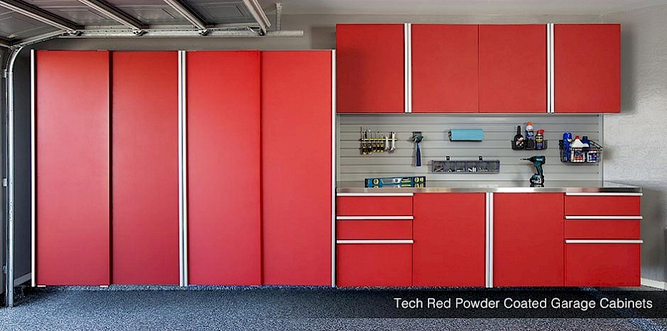Garage Cabinets | Northland Closets and Garages