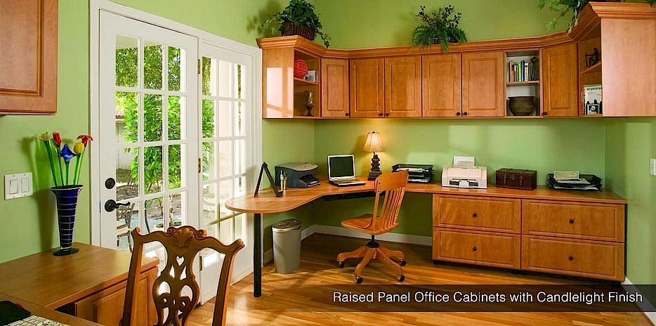 Home office | Northland Closet and Garage