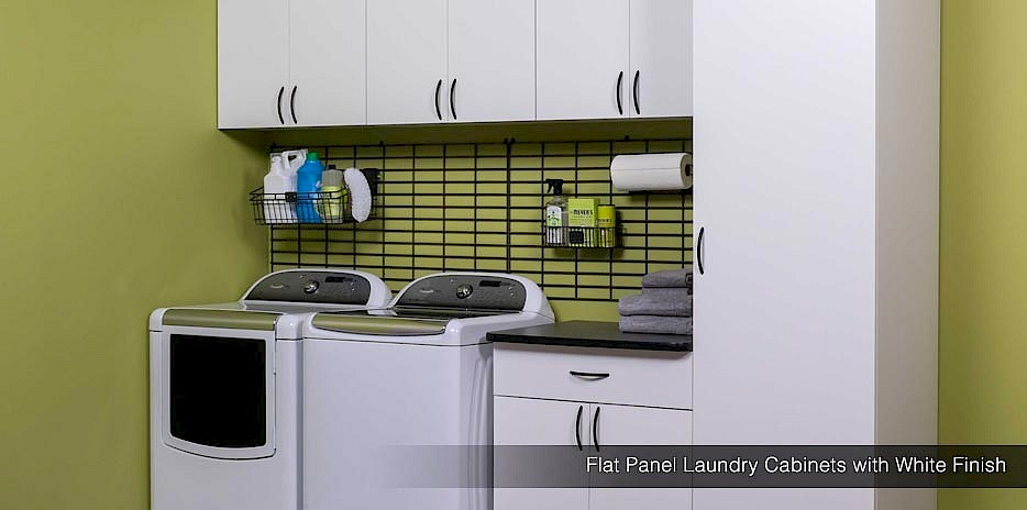 Laundry Room | Northland Closet and Garage