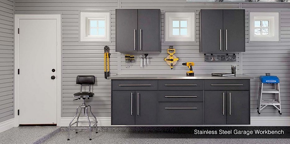 Workbench | Northland Closet and Garage