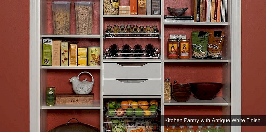 Kitchen Pantry | Northland Custom Closet & Garage