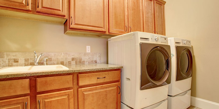 Laundry Room | Northland Custom Closets and Garages